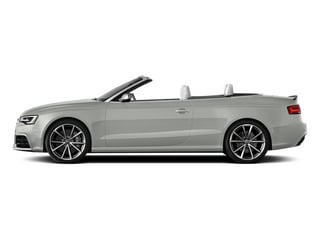 Suzuka Gray Metallic/Black Roof 2014 Audi RS 5 Pictures RS 5 Convertible 2D RS5 AWD V8 photos side view