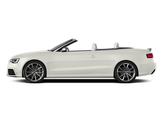 Ibis White/Black Roof 2014 Audi RS 5 Pictures RS 5 Convertible 2D RS5 AWD V8 photos side view
