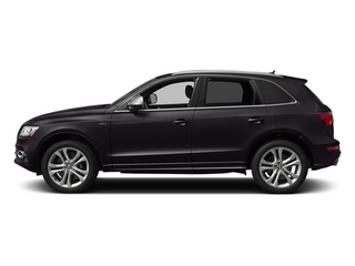 Panther Black Crystal Effect 2014 Audi SQ5 Pictures SQ5 Utility 4D Premium Plus AWD V6 photos side view