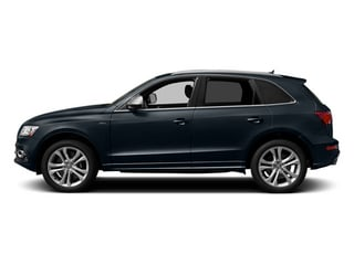 Moonlight Blue Metallic 2014 Audi SQ5 Pictures SQ5 Utility 4D Premium Plus AWD V6 photos side view