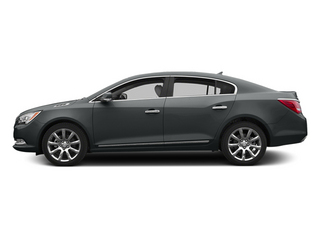 Smoky Gray Metallic 2014 Buick LaCrosse Pictures LaCrosse Sedan 4D Leather V6 photos side view