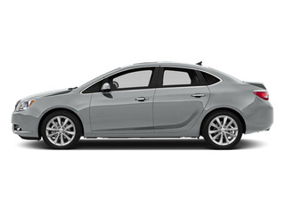 Quicksilver Metallic 2014 Buick Verano Pictures Verano Sedan 4D Leather I4 photos side view