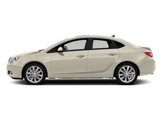 White Diamond Tricoat 2014 Buick Verano Pictures Verano Sedan 4D Leather I4 photos side view