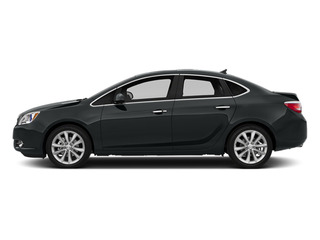 Smoky Gray Metallic 2014 Buick Verano Pictures Verano Sedan 4D Leather I4 photos side view