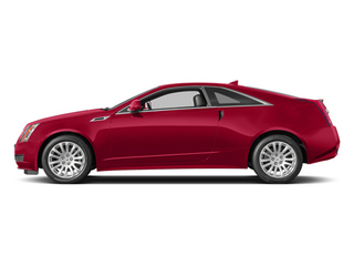 Red Obsession Tintcoat 2014 Cadillac CTS Coupe Pictures CTS Coupe 2D Premium AWD V6 photos side view