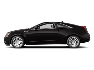 Black Raven 2014 Cadillac CTS Coupe Pictures CTS Coupe 2D Premium AWD V6 photos side view