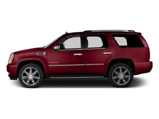 Crystal Red Tintcoat 2014 Cadillac Escalade Pictures Escalade Utility 4D Luxury AWD V8 photos side view