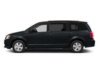 Maximum Steel Metallic Clearcoat 2014 Dodge Grand Caravan Pictures Grand Caravan Grand Caravan SE V6 photos side view
