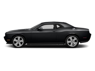 Granite Crystal Metallic Clearcoat 2014 Dodge Challenger Pictures Challenger Coupe 2D R/T V8 photos side view