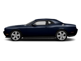 Jazz Blue Pearlcoat 2014 Dodge Challenger Pictures Challenger Coupe 2D R/T V8 photos side view