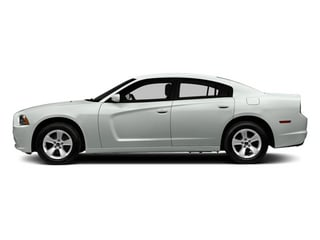 Bright White Clearcoat 2014 Dodge Charger Pictures Charger Sedan 4D SE AWD V6 photos side view