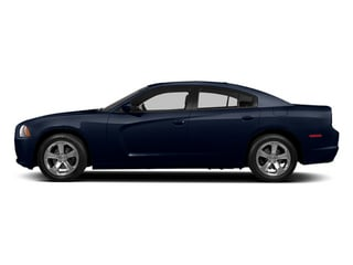 Jazz Blue Pearlcoat 2014 Dodge Charger Pictures Charger Sedan 4D R/T V8 photos side view