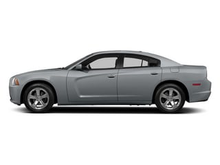 Billet Silver Metallic Clearcoat 2014 Dodge Charger Pictures Charger Sedan 4D R/T V8 photos side view