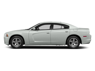 Bright White Clearcoat 2014 Dodge Charger Pictures Charger Sedan 4D R/T V8 photos side view