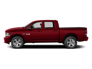 Agriculture Red 2014 Ram Truck 1500 Pictures 1500 Crew Cab Express 4WD photos side view