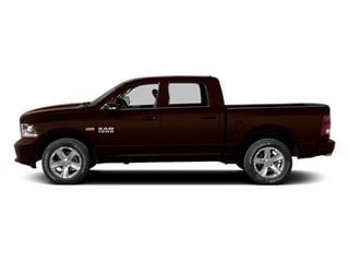 Western Brown 2014 Ram Truck 1500 Pictures 1500 Crew Cab Outdoorsman 4WD photos side view