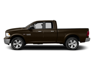 Black Gold Pearlcoat 2014 Ram Truck 1500 Pictures 1500 Quad Cab Outdoorsman 4WD photos side view