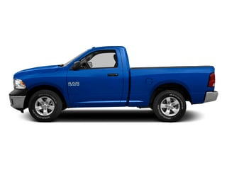 Holland Blue 2014 Ram Truck 1500 Pictures 1500 Regular Cab Tradesman 4WD photos side view