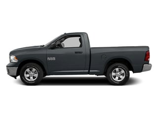 Maximum Steel Metallic Clearcoat 2014 Ram Truck 1500 Pictures 1500 Regular Cab R/T 2WD photos side view
