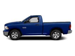 Blue Streak Pearlcoat 2014 Ram Truck 1500 Pictures 1500 Regular Cab R/T 2WD photos side view