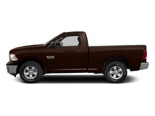 Western Brown 2014 Ram Truck 1500 Pictures 1500 Regular Cab Tradesman 4WD photos side view