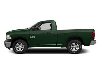 Timberline Green Pearlcoat 2014 Ram Truck 1500 Pictures 1500 Regular Cab Tradesman 4WD photos side view