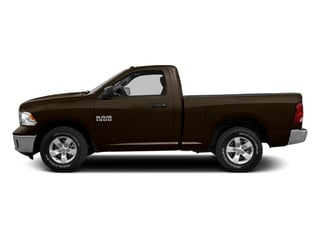 Black Gold Pearlcoat 2014 Ram Truck 1500 Pictures 1500 Regular Cab Tradesman 4WD photos side view