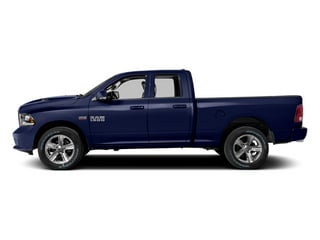 True Blue Pearlcoat 2014 Ram 1500 Pictures 1500 Quad Cab Sport 4WD photos side view