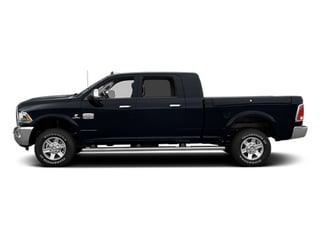 Midnight Blue Pearlcoat 2014 Ram 2500 Pictures 2500 Mega Cab SLT 4WD photos side view