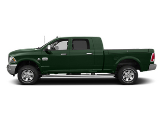Timberline Green Pearlcoat 2014 Ram 2500 Pictures 2500 Mega Cab SLT 4WD photos side view