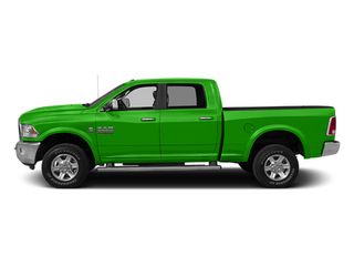 Hills Green 2014 Ram 2500 Pictures 2500 Crew Cab SLT 2WD photos side view