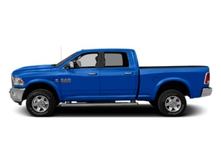 Holland Blue 2014 Ram 2500 Pictures 2500 Crew Cab SLT 2WD photos side view
