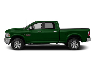 Tree Green 2014 Ram 2500 Pictures 2500 Crew Cab SLT 2WD photos side view