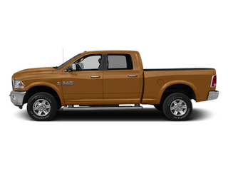 Power Tan 2014 Ram 2500 Pictures 2500 Crew Cab SLT 2WD photos side view