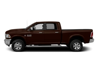 Western Brown 2014 Ram Truck 2500 Pictures 2500 Crew Cab Longhorn 2WD photos side view