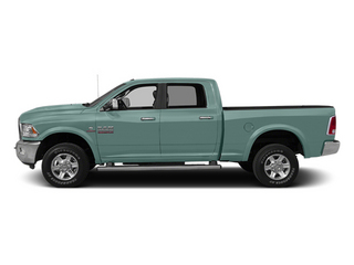 Light Green 2014 Ram 2500 Pictures 2500 Crew Cab SLT 2WD photos side view