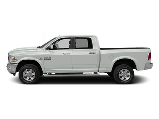 Bright White Clearcoat 2014 Ram Truck 2500 Pictures 2500 Crew Cab Longhorn 2WD photos side view