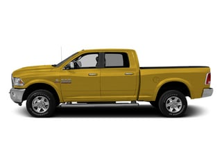 Detonator Yellow Clearcoat 2014 Ram 2500 Pictures 2500 Crew Cab SLT 2WD photos side view