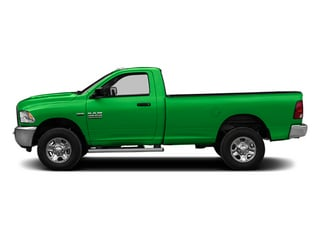 Hills Green 2014 Ram Truck 2500 Pictures 2500 Regular Cab Tradesman 4WD photos side view
