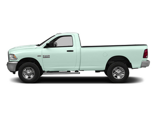 Robin Egg Blue 2014 Ram Truck 2500 Pictures 2500 Regular Cab Tradesman 4WD photos side view