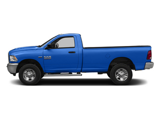 Holland Blue 2014 Ram Truck 2500 Pictures 2500 Regular Cab Tradesman 4WD photos side view