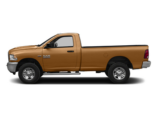 Power Tan 2014 Ram Truck 2500 Pictures 2500 Regular Cab Tradesman 4WD photos side view