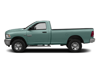 Light Green 2014 Ram Truck 2500 Pictures 2500 Regular Cab Tradesman 4WD photos side view