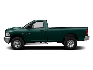 Timberline Green Pearlcoat 2014 Ram Truck 2500 Pictures 2500 Regular Cab Tradesman 4WD photos side view
