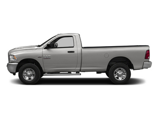 Bright Silver Metallic Clearcoat 2014 Ram Truck 2500 Pictures 2500 Regular Cab Tradesman 4WD photos side view