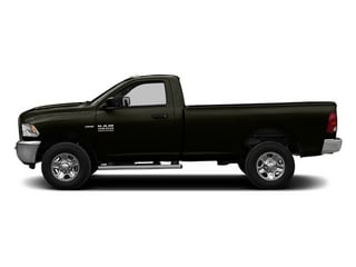Black Gold Pearlcoat 2014 Ram Truck 2500 Pictures 2500 Regular Cab Tradesman 4WD photos side view