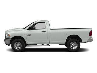 Bright White Clearcoat 2014 Ram Truck 2500 Pictures 2500 Regular Cab Tradesman 4WD photos side view