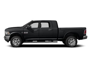 Granite Crystal Metallic Clearcoat 2014 Ram Truck 3500 Pictures 3500 Mega Cab Limited 2WD photos side view