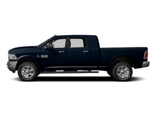 True Blue Pearlcoat 2014 Ram 3500 Pictures 3500 Mega Cab Longhorn 2WD photos side view