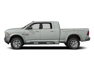 Bright White Clearcoat 2014 Ram 3500 Pictures 3500 Mega Cab Longhorn 2WD photos side view